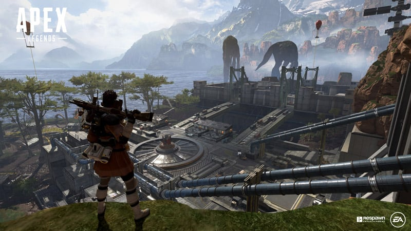 Apex Legends A Bold New Direction